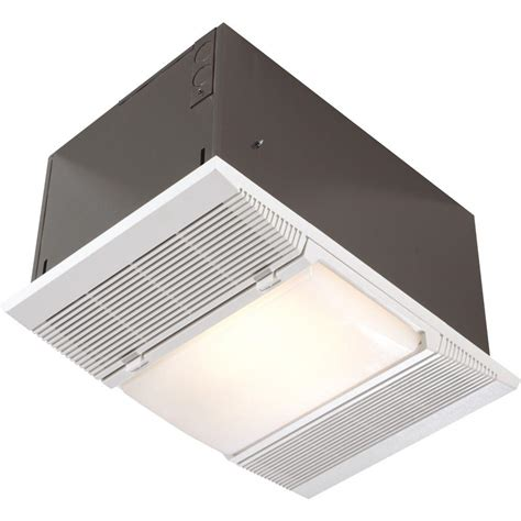 bathroom ceiling heat ls nutone 1 500 watt recessed ceiling heater with light and