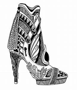 Pencil Sketch Of Lovers 3 Beautiful Michael Kors Shoes Drawings For Fashion Lovers