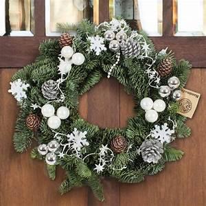 Weihnachtskranz Für Tür : ein weihnachtskranz f r unsere t r ~ Sanjose-hotels-ca.com Haus und Dekorationen