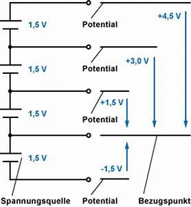 Elektrisches Potential Berechnen : elektrische spannung u volt ~ Themetempest.com Abrechnung
