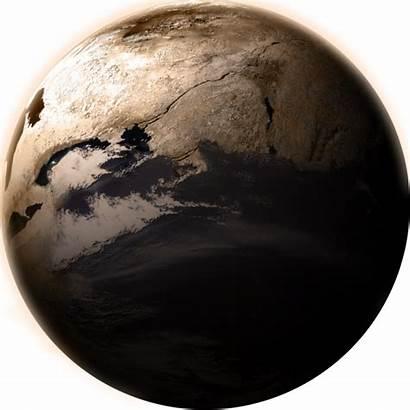 Planet Space Desert Transparent Deviantart Future Planets