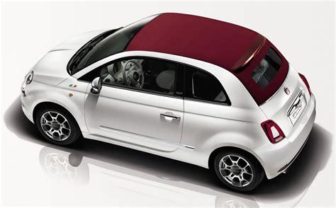 Nouvelle Fiat 500C | Petite Citadine | Fiat