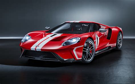 Ford Wallpaper by 2018 Ford Gt 67 Heritage Edition 4k Wallpapers Hd