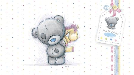 tatty teddy  entertainment background wallpapers