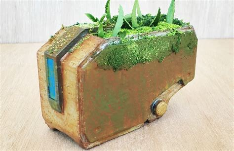 bastion  overwatch  printed   overgrown plant