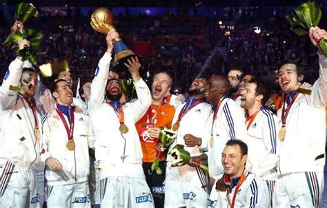 handball coupe du monde  masculin  titre mondial