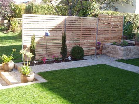 Garten Sichtschutz Mauern mauer sichtschutz