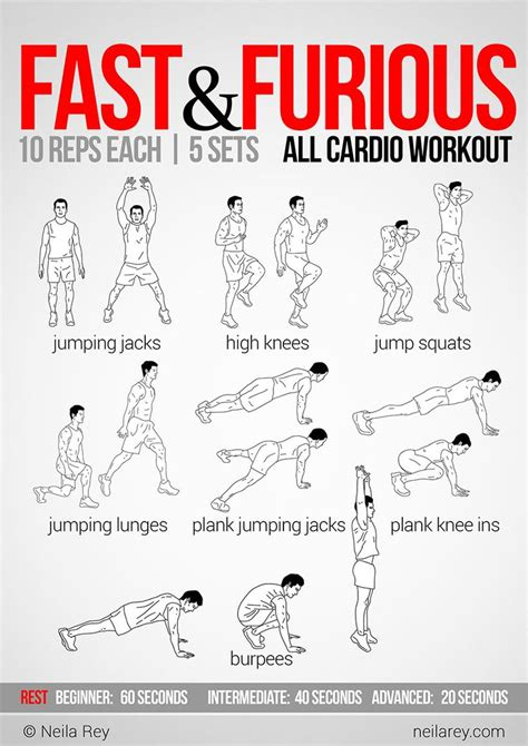 Bedroom Cardio Workout by 25 Best Ideas About Cardio On Cardio Workouts