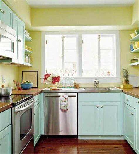 trucos  decorar una cocina pequena ideas  fotos
