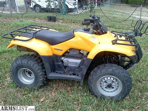ARMSLIST   For Sale: HONDA 4 WHEELER 250 RECON