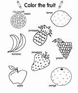 Salad Fruit Coloring Pages Colouring Drawing Vegetable Getdrawings Printable Getcolorings Colorings sketch template