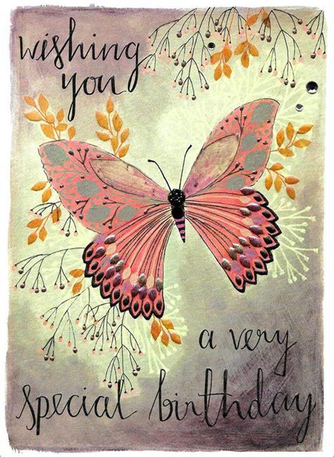 cinnamon aitch butterfly birthday card cp