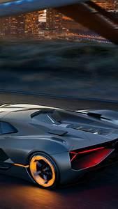 Wallpaper Lamborghini Terzo Millennio, supercar, 4k, Cars