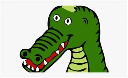 Crocodile Clipart Head Cartoon Webstockreview Cliparts Cigar