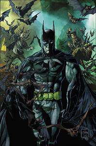 Hero Complex Exclusive: Batman #1 variant cover from DC ...