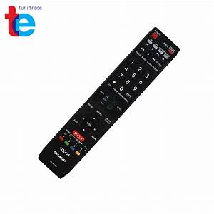 Sharp Aquos Remote Control Gb004wjsa Manual