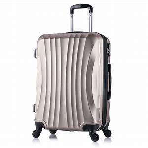 Kleiner Koffer Mit 4 Rollen : koffer trolley reisekoffer hartschalenkoffer handgep ck m ~ Kayakingforconservation.com Haus und Dekorationen
