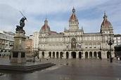 Panoramio - Photo of Plaza de María Pita, Coruña, Galicia ...