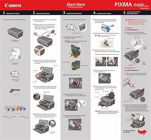 Canon Printer Ip4000 User U0026 39 S Guide