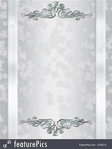 Announcement Card Template Templates Wedding Invitation Background Elegant Stock