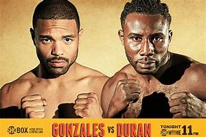 ShoBox Preview: Brandon Gonzales vs Ossie Duran in Main ...