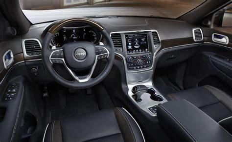 2014 Jeep® Grand Cherokee Interior Design