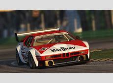 BMW M1 ProcarSerie 1979 Marlboro RaceDepartment