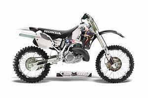 honda cr500 dirt bike graphics t bomber black mx With honda 500 dirt bike