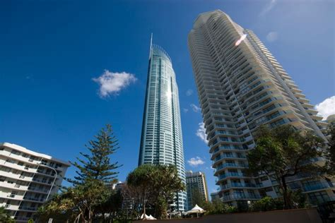 Q1 Image by Q1 Tower At Surfers Paradise Abc News Australian