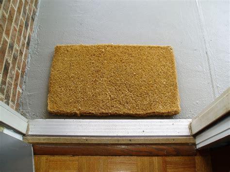 Doormat Or Door Mat by How Do I Clean My Doormat Flower