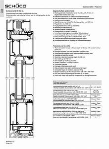 Schüco Pfosten Riegel : hewe glas und metallbau gmbh produkte details ~ Frokenaadalensverden.com Haus und Dekorationen