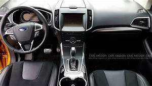 Ford Edge Avis : essai auto ford edge les usa d barquent en 4x4 blog auto cars passion ~ Maxctalentgroup.com Avis de Voitures