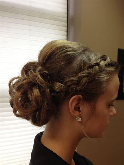 ideas  kids updo hairstyles  pinterest