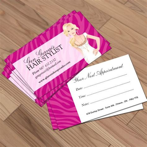 Maybe you would like to learn more about one of these? 37 best Hair Salon Business Card Templates images on Pinterest   Business card design templates ...