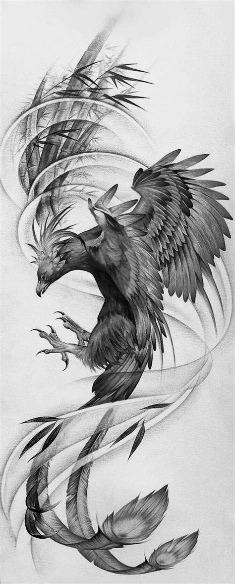 phoenix tattoo phoenix tattoos rooster tattoo diy tattoo