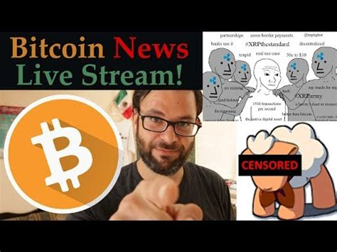 The working day for all cryptocurrencies from the top 10 of the coinmarketcap resource capitalization rating began with a positive movement. Bitcoin News Live Stream! 🚀 XRP Army Plan Ripple Takeover! 💲 BitMEX Exit Scam Coming Soon! - YouTube