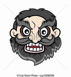 Beard Face Clip Art (44+)