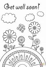 Soon Coloring Well Printable Pages Cards Better Feel Printables Card Template Templates Miss Crafts Drawing Supercoloring Mom Diy Gifts Animals sketch template