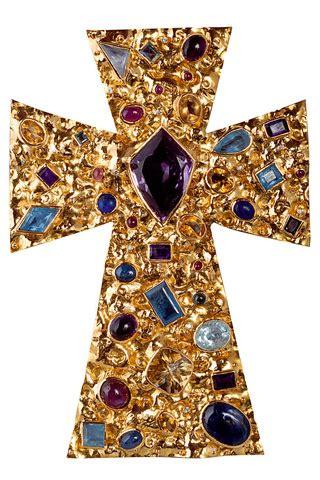 joyas bizantinas estas de moda revista de moda