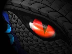 Random Dragon Eye by patbunNF on DeviantArt