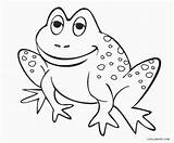 Frog Coloring Pages Cool2bkids Printable sketch template