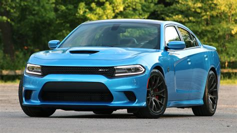 review  dodge charger srt hellcat