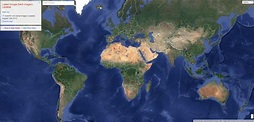 Google Earth Map Satellite Imagery Aerial Zoomable - The ...