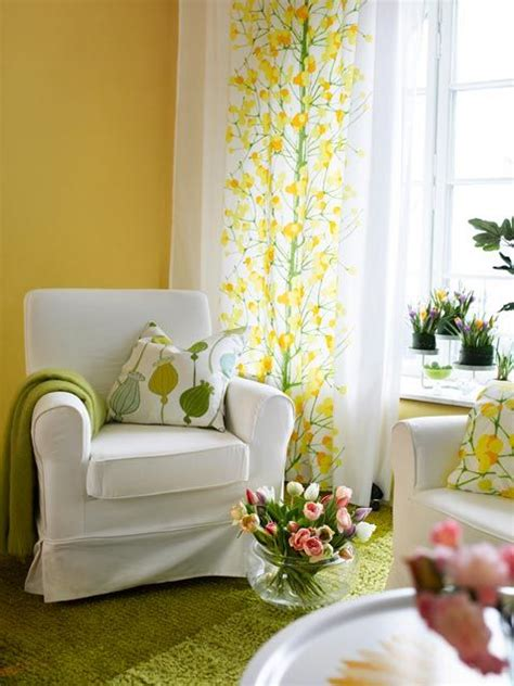 bright and joyous homes with yellow accents decozilla