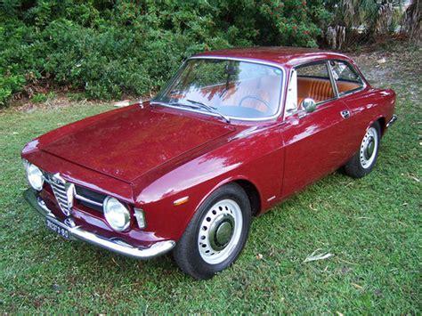 Attractive Stepnose 1968 Alfa Romeo Gt 1300 Junior