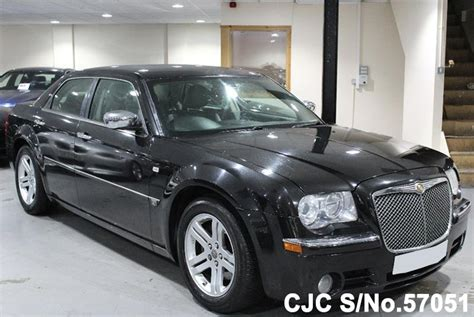 2006 Chrysler 300c For Sale by 2006 Chrysler 300c Black For Sale Stock No 57051