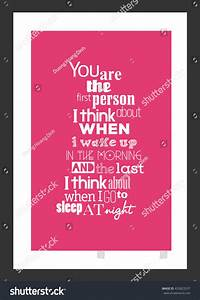 Love Quote You ... 1st Person Quotes