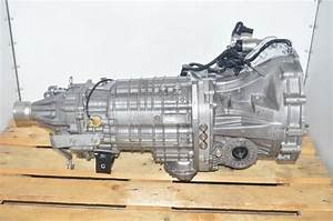 Jdm 6 Speed Sti Transmissions
