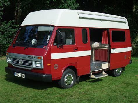 vw transit commer bedford campers  sale