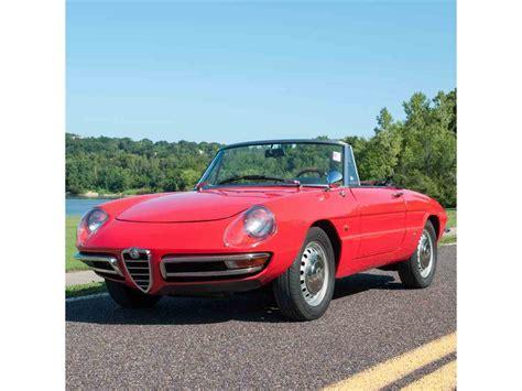1967 Alfa Romeo 1967 alfa romeo duetto for sale classiccars cc 791579